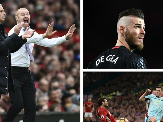 Manchester United news and transfer rumours LIVE David de Gea latest, Michael Keane updates and Burnley build up