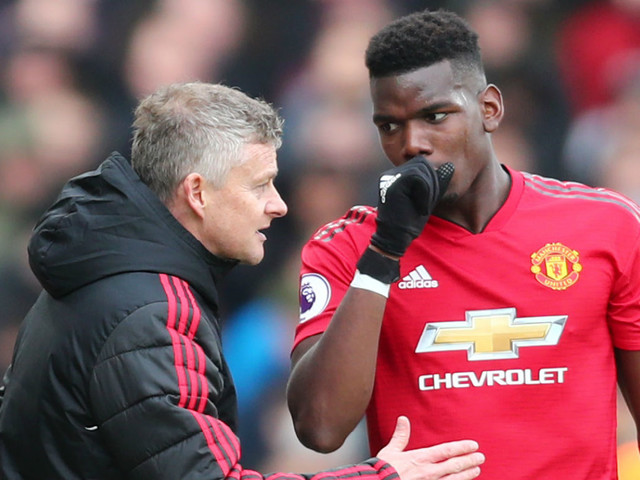 Solskjaer warns Real Madrid: Pogba is a Man Utd player, he's going nowhere