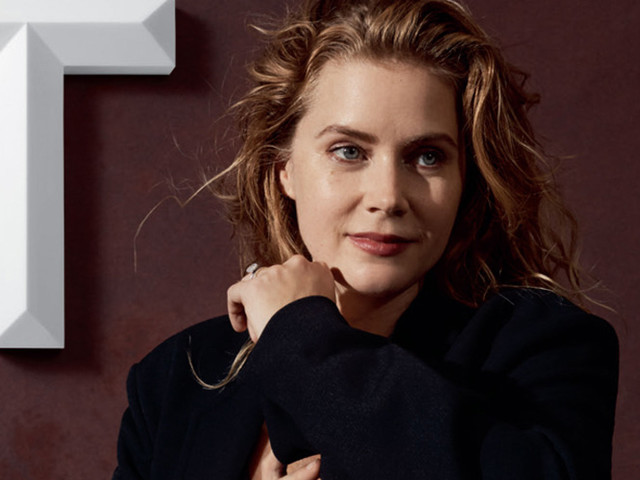 Amy Adams Opens Up About Fighting Her Own Fight as an Actress