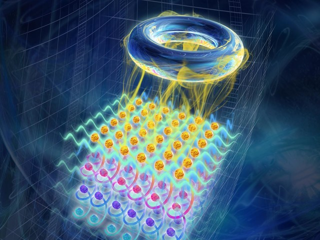 How heating up a quantum system can be used as a universal probe for exotic states of matter
