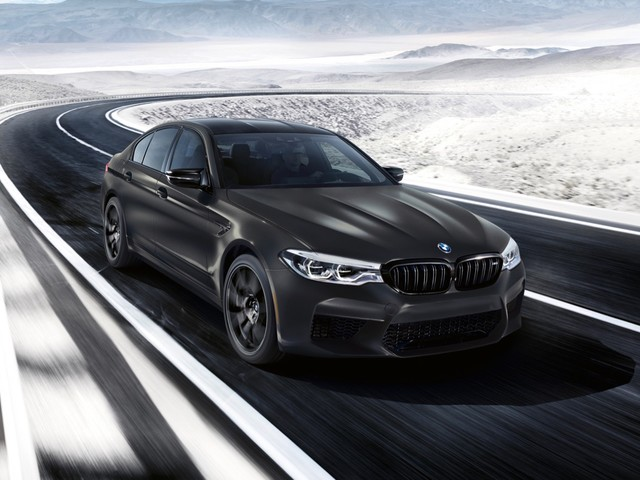 2020 BMW M5 Edition 35 Years is a rare 617-hp M5