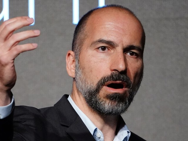 Uber losses keep growing as the ride-hailing giant scrambles to get its finances in order (UBER)