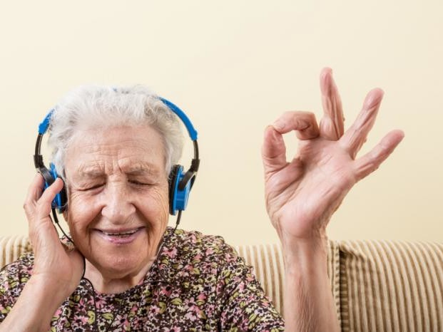 A choir in every care home… it seems to be working