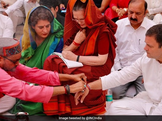 Opinion: Sonia Gandhi Back At Alliance Power Play - What It Reveals