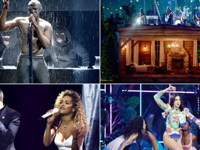 Brit Awards 2018: From Stormzy To Ed Sheeran - A Definitive Ranking Of This Year's Performances