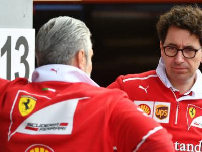 Ferrari to replace Arrivabene, Binotto new F1 team principal