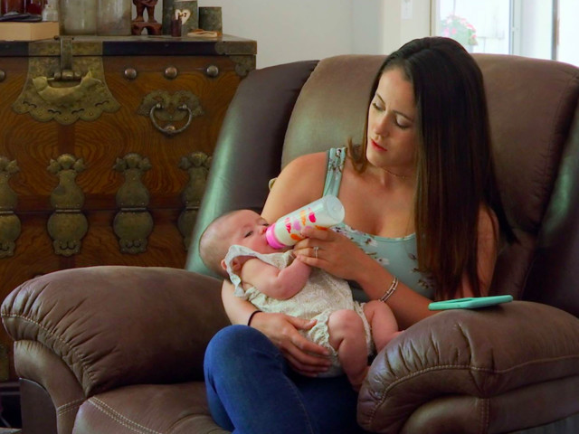 The Real Reason Teen Mom 2's Barbara Wouldn't Let Jenelle See Jace on Mother's Day 2017
