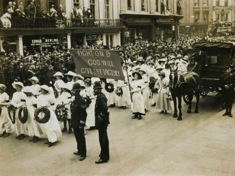 Suffragette stories come out of the shadows 100 years on