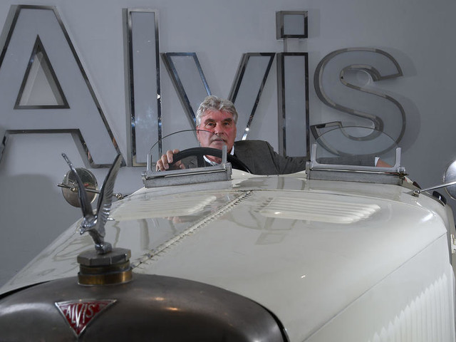 Inside Alvis: reviving a long-lost British car maker