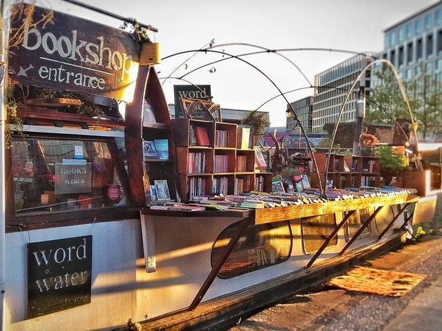 Cosy Up On This 100-Year-Old Dutch Barge And Learn Something New
