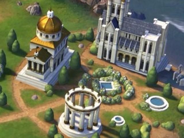 Civilization 6's big religion-improving autumn update is now live