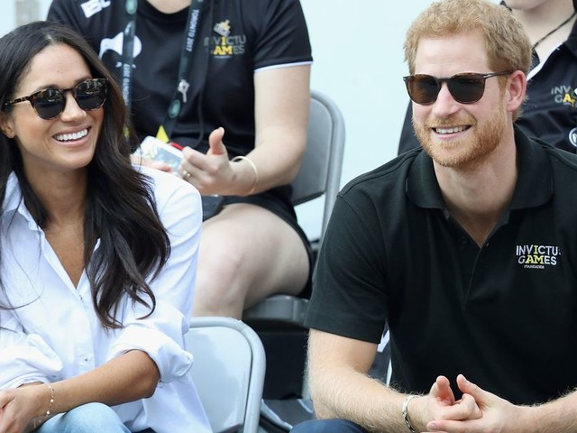 Prince Harry's sweet presents for girlfriend Meghan Markle from his local corner shop near Kensington Palace