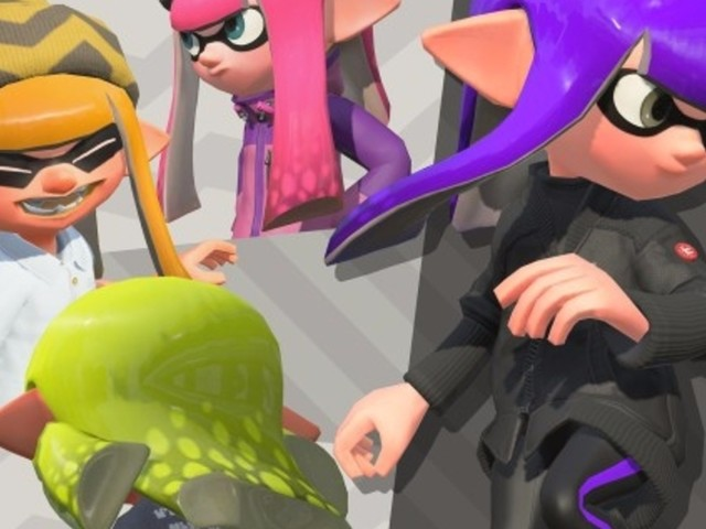 Splatoon 2 gets new hairstyles, plus new music, modes and maps
