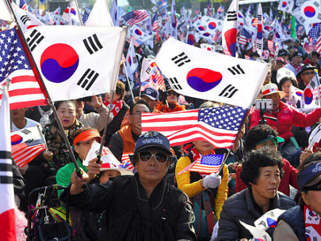 N. Korea rules out negotiations as Trump heads to Asia