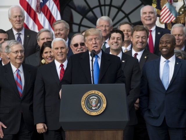 Today in Conservative Media: The GOP Tax Bill Is Already Making America Great Again
