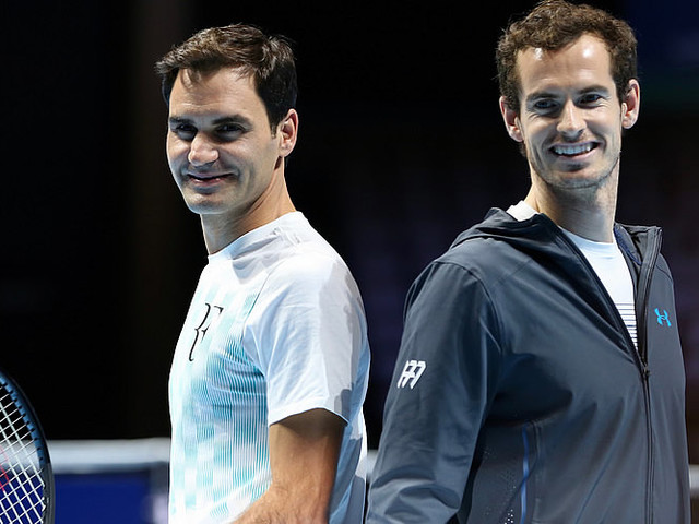 "Roger Federer – ""We Need Guys Like Andy Murray"""