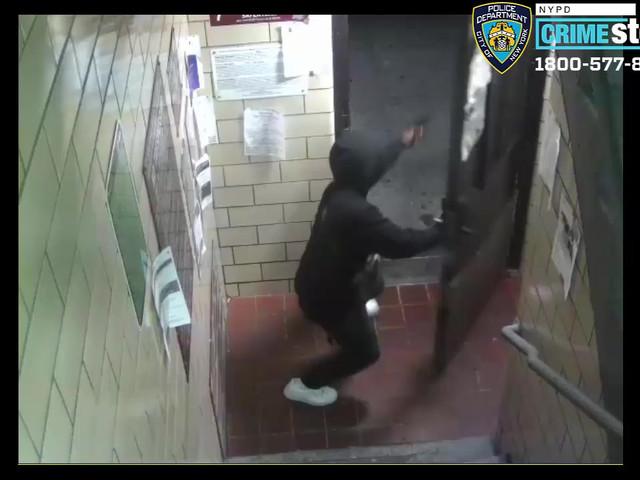 Caught On Video: Gunman Opens Fire On Staten Island