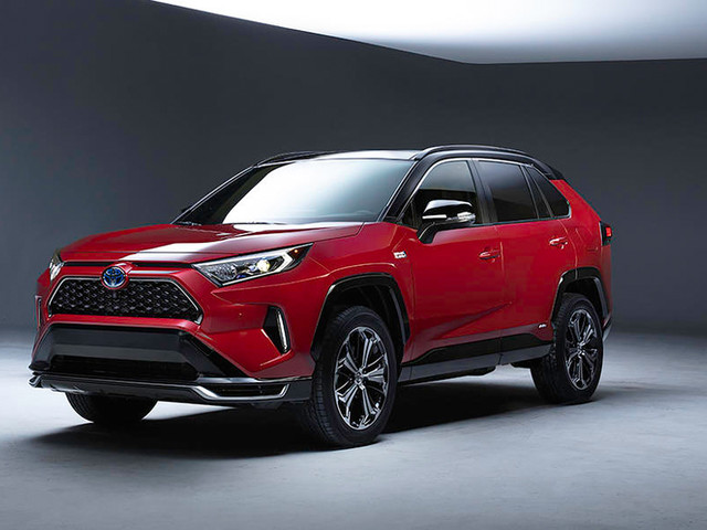 New Toyota RAV4 Plug-in Hybrid to debut at LA motor show