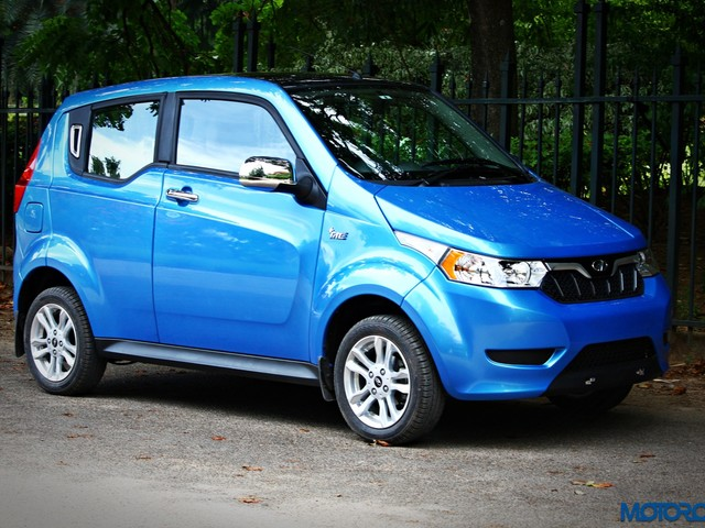 Mahindra e2o Plus Launched In Gurugram, Prices Start At INR 7.46 Lakh