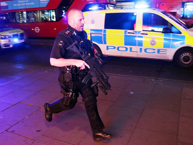 Oxford Circus station reopens after armed police swoop
