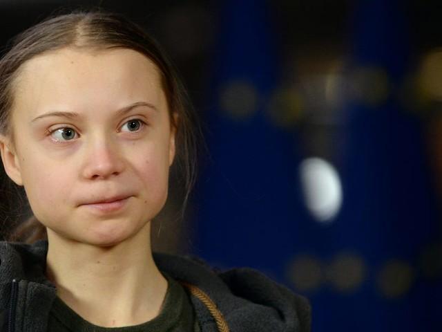 17-year-old climate activist Greta Thunberg endorses Joe Biden