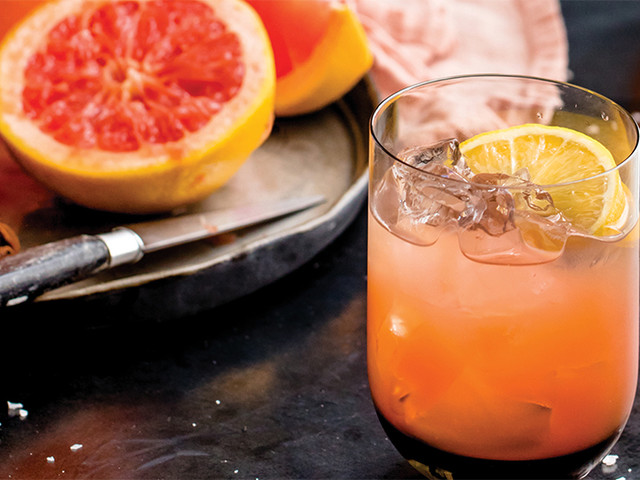 Cocktail of the Week: Improved Blood Orange Punch