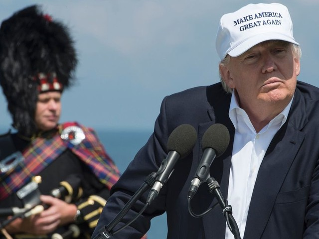 Donald Trump Could Be Hit With Scotland's 'McMafia' Law