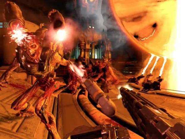 Doom's 6.66 update makes all DLC free