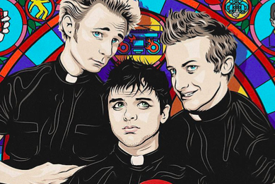 Green Day Announce 'Greatest Hits: God's Favorite Band' Compilation Album