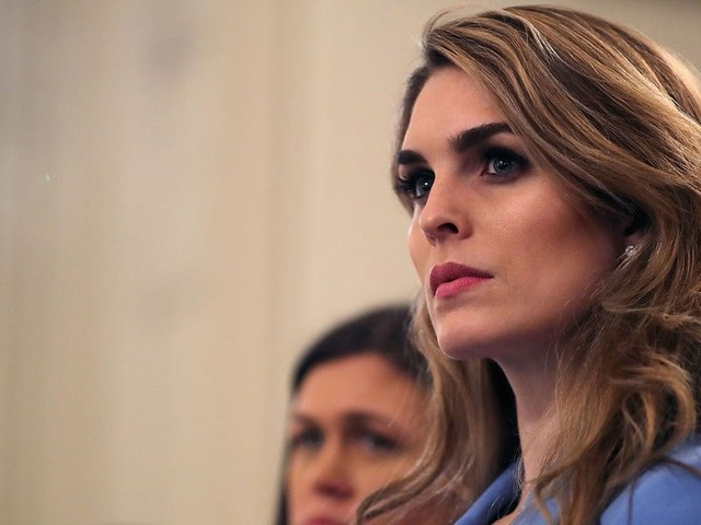 Hope Hicks is returning to the White House — here are 21 people who have gone through the revolving door between Fox and the Trump administration
