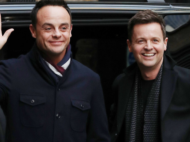 Ant Partlin Reveals Dec's Initial 'Anger' After His Drink-Driving Arrest