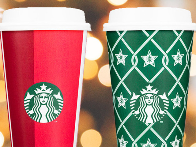 We Tried Starbucks News Christmas Drinks Flavours For 2018