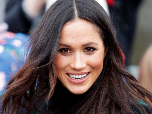 How To Get Meghan Markle's Signature Blowout