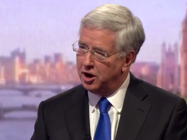 Sunday Show Round-Up: Michael Fallon Talking 'B****cks', Labour's Robin Hood Tax And Michael Gove Loves Boris Again