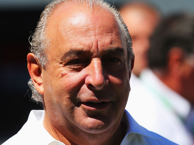 Conservatives talk tough over 'Philip Green law'