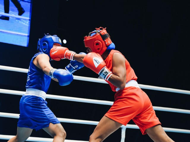 AIBA Women's World Championships 2019: Day eight of competition