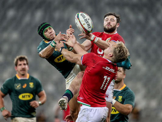 Gatland's Lions overcome half-time deficit in brilliant first Test victory