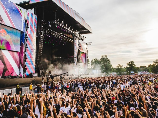 Wireless Festival announces 2018 line up with J. Cole, Stormzy and DJ Khaled all set to headline