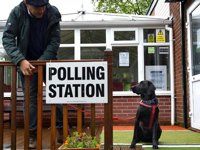 How to vote in the European elections in the UK