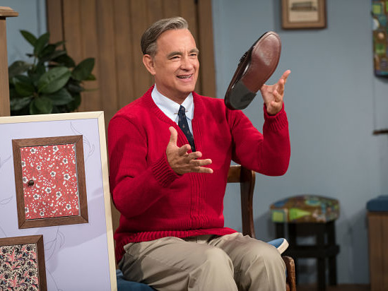 Tom Hanks Had to Chill 'Boisterous' Charm to Play Mister Rogers, Movie Director Says