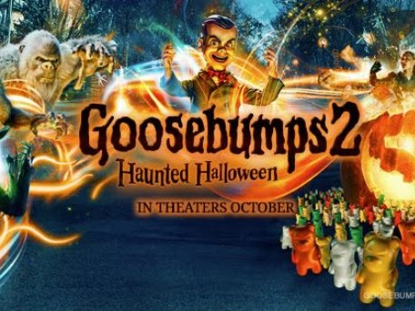 "Movie Review: ""Goosebumps 2"" Is Good Halloween Fun, But Pales to the Original"