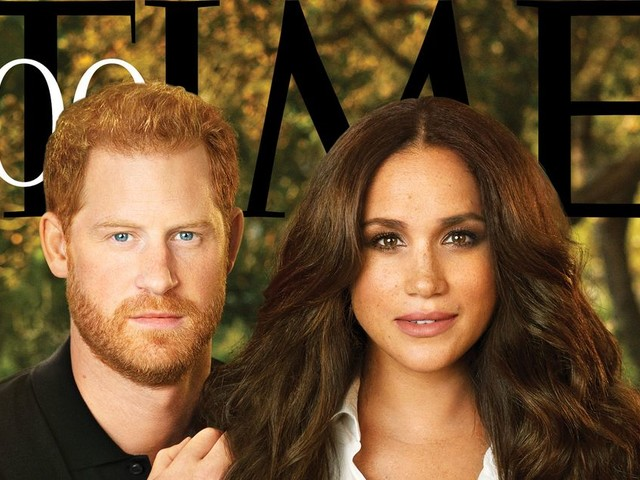 Prince Harry And Meghan Markle Cover Time Magazine After Making List Of 100 Most Influential Figures