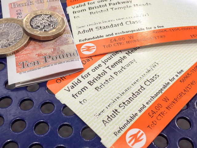 'Another Kick In The Wallet': Rail Fares Rise By 3.1% As Punctuality Hits A 13 Year Low