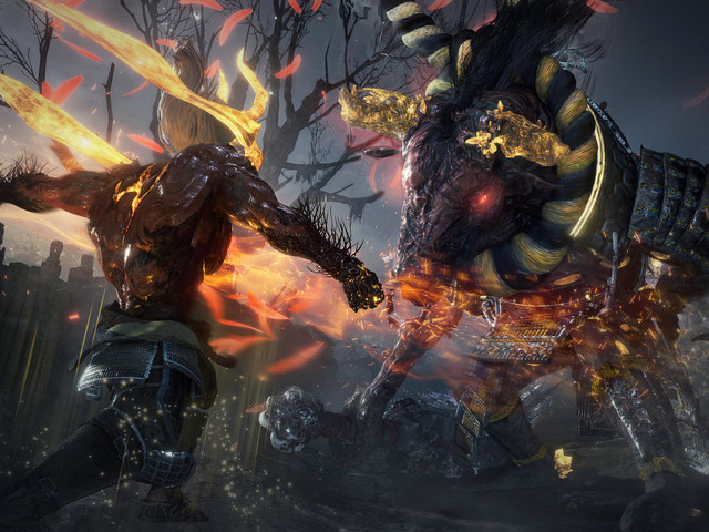 Nioh 2 trailer shows off PC features for February launch
