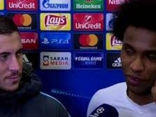 Hazard already thinking of Liverpool as Willian explains penalty incident — post-match interview