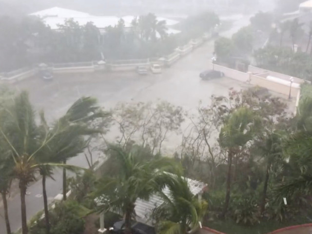 Hurricane Irma Kills 14 In Caribbean, Devastates Turks And Caicos Islands As It Heads For Florida