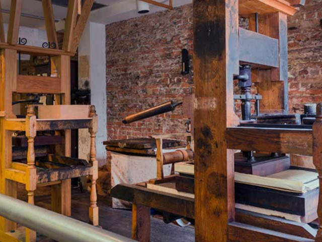 52 ideas that changed the world - 6. The printing press