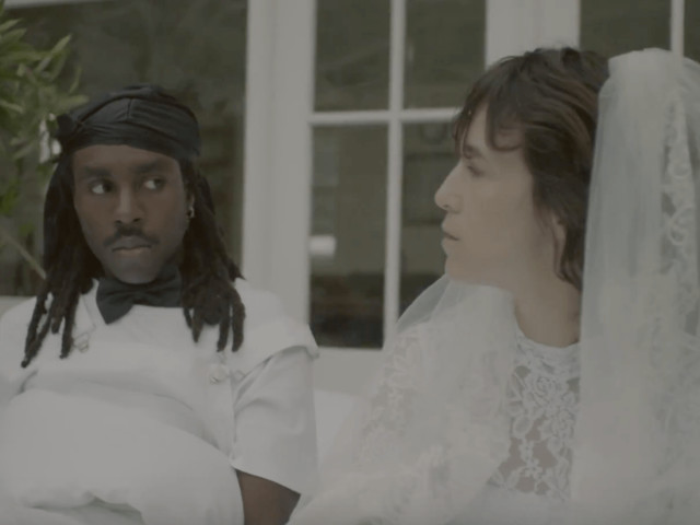 Dev Hynes co-stars in Charlotte Gainsbourg's video for Deadly Valentine