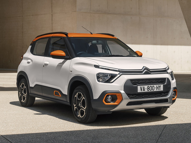 Citroen targets crucial high-growth regions with affordable New C3