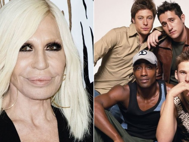 Donatella Versace Speaks Out After Blue's Anthony Costa Details The Funniest Case Of Mistaken Identity Ever